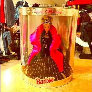 Happy Holiday Barbie 1998 Series 6 Special Edition